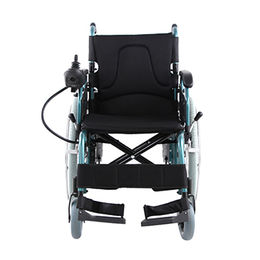 28KG Foldable Electric Wheelchair Can Travel by Plane with Lithium Battery