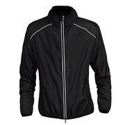 Men's cycle jacket from  Fuzhou H&f Garment Co.,LTD
