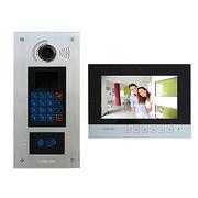 Multi-apartments video intercom system from  Xiamen Leelen Technology Co. Ltd