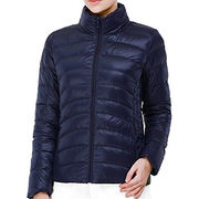 Lightweight puffer down jacket from  Fuzhou H&f Garment Co.,LTD