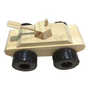 Wooden Tank Toy from  Wenzhou Times Co. Ltd
