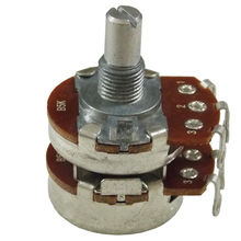 Rotary Potentiometers Series from  Supertech Electronic Co. Ltd