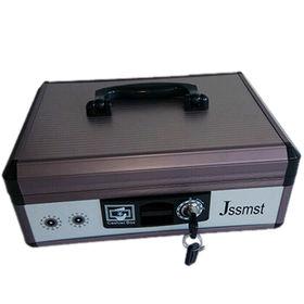 Portable Aluminium Cash Box from  Jiangsu Shuaima Security Technology Co.,Ltd