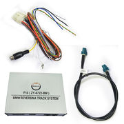 China Car video interface for BMW F10 with reverse camera