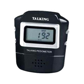 Talking Calorie Counting Pedometer from  Ultmost Technology Group