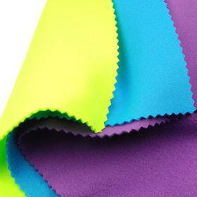 4-Way Mechanical Stretch Pique Fleece Fabri from  Lee Yaw Textile Co Ltd