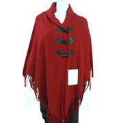 Cashmere shawl from  Inner Mongolia Shandan Cashmere Products Co.Ltd