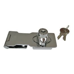 Hasp and Staple Lock from  Kin Kei Hardware Industries Ltd