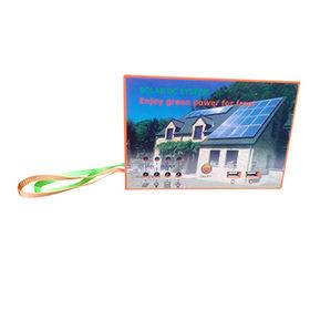 15W portable solar system kits from  Sopray Solar Group Co. Ltd