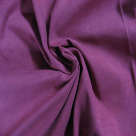 Polyester nylon two side brushed fleece woven fabr from  Suzhou Best Forest Import and Export Co. Ltd