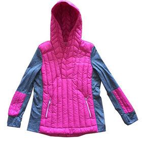 Women's down jacket from  Qingdao Classic Landy Garments Co. Ltd
