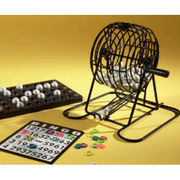 Bingo Set from  Ningbo Bothwins Import & Export Co. Ltd