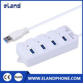 USB 3.0 4 ports hub from  Elandphone Electronic Co. Ltd