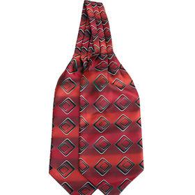 Burgundy Men's Silk Scarves from  Chanch Accessories International Co. Ltd