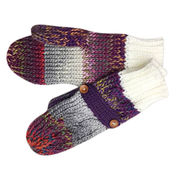 Acrylic Knitted Mittens from  Ebolle Fashion Accessories Co. Ltd