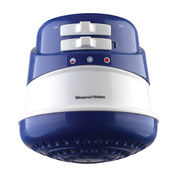 China Instant Electric Shower head Heater with Working Water Pressure between 0.03 to 0.4mPa