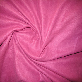 100% polyester two side brushed fleece fabric from  Suzhou Best Forest Import and Export Co. Ltd
