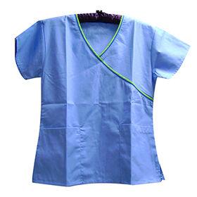 Medical scrub from  Changshu Kingtex Import And Export Co.Ltd