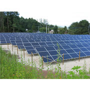 China Solar Energy Mounting System, 10-60° Tilt Angle