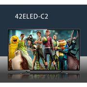 China 42'' black color smart USB LED TV