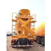 China 4m3/5m3/6m3/8m3/10m3/12m3/14m3/16m3/18m3 Concrete Mixer Trucks