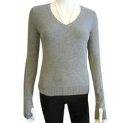 Cashmere Women's Pullover from  Inner Mongolia Shandan Cashmere Products Co.Ltd