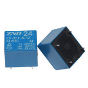 China 3FF(T73) 7A 24V 5Pin PCB Relay Power Relay