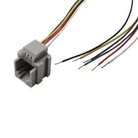 Modular Jack 623K 6P6C Wire hamesses from  Morethanall Co. Ltd