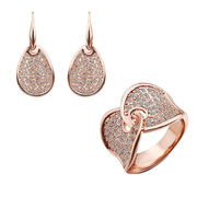 Elegant Earrings and Ring Set from  Chanch Accessories International Co. Ltd