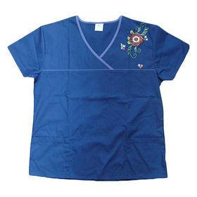 Medical Nurse Scrub from  Changshu Kingtex Import And Export Co.Ltd