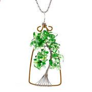 Handmade Tree Life Pendant Necklace from  Chanch Accessories International Co. Ltd