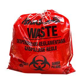 LDPE Medical Waste Bag from  Everfaith International (Shanghai) Co. Ltd