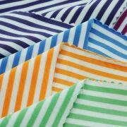 Taiwan Feeder Stripe Jersey Fabric, Made of 92% Poly + 8% Lycra, with UPF30+, Anti-bacterial and Wicking