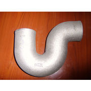 China Sand Casting Ductile Iron High Pressure Pipe Fitting with Epoxy-coated or -painted
