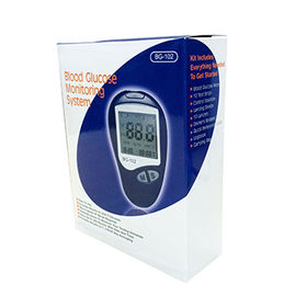 Blood Glucose Meter Monitoring System from  Everfaith International (Shanghai) Co. Ltd