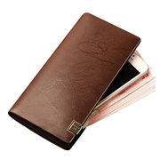 Men's leather wallet from  Iris Fashion Accessories Co.Ltd
