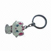 Custom keychain from  Dongguan Besda Hardware Products Co. Ltd