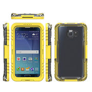High quality PC+TPU waterproof case from  Anyfine Indus Limited