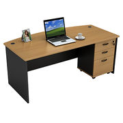 High durable wooden desk from  Guangxi GCON Office Furniture Co. Ltd