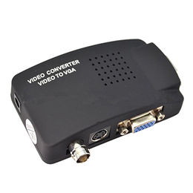 S-VIDEO+BNC TO VGA Converter from  Elandphone Electronic Co. Ltd