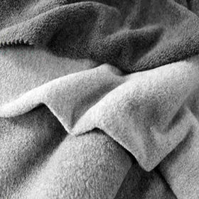 100% polyester charcoal polar fleece fabric from  Suzhou Best Forest Import and Export Co. Ltd