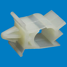 Plastic insulating wire mount from  Ganzhou Heying Universal Parts Co.,Ltd