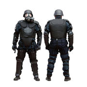 Anti-riot suit from  Wenzhou Start Co. Ltd