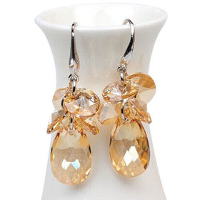 Stylish Hook Earrings from  Chanch Accessories International Co. Ltd