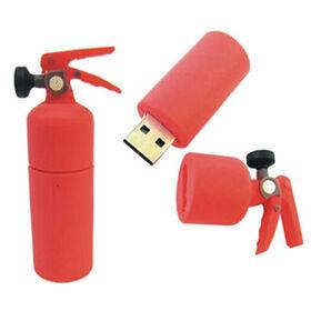 Fire Extinguisher USB Flash Stick from  Shenzhen Sinway Technology Co. Ltd