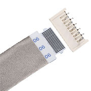 0.5mm flat flex cable from  Xinfuer Electronic Co.,Ltd