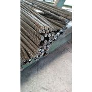 China Low relaxation prestressed PC strands