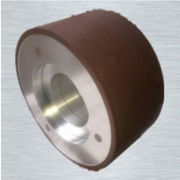 China Better machining accuracy and processing efficiency resin bond diamond grinding wheels for PDC