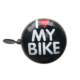 80mm ding dong bicycle bells from  Hebei IKIA Industry & Trade Co. Ltd