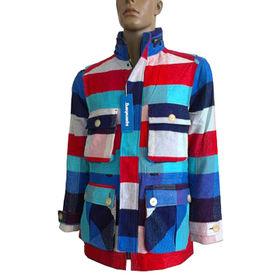 Men's Parkas from  Qingdao Classic Landy Garments Co. Ltd